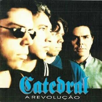 cd catedral - a revolução - raridade - seminovop