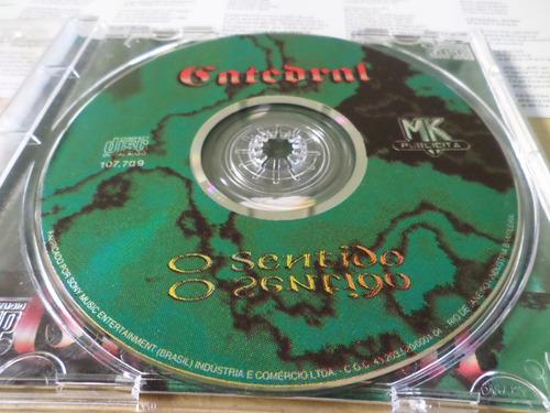 cd catedral - o sentido