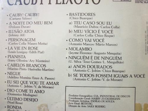 cd cauby peixoto 1989 grav. cid