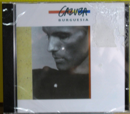 cd cazuza burguesia lacrado raro mpb rock pop
