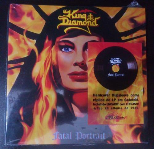 cd cd king diamond fatal portrait king diamond