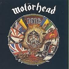 cd cd motorhead 1916 motorhead