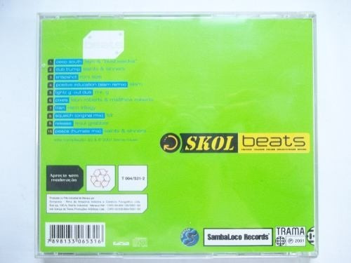 cd cd- skol beats - internacional