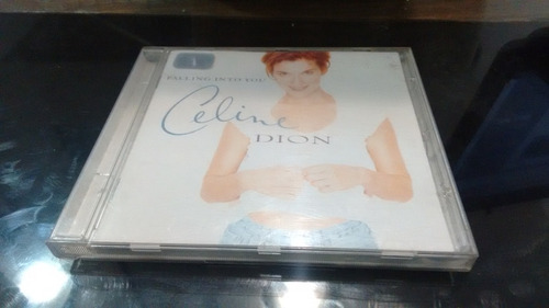 cd  celine dion falling to you en formato cd,checa