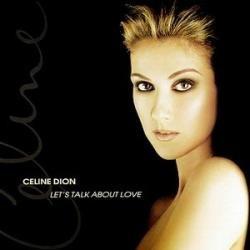 cd celine dion - let´s talk about love (com tema de titanic)