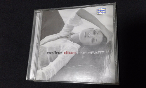 cd celine dion - one heart - 2003