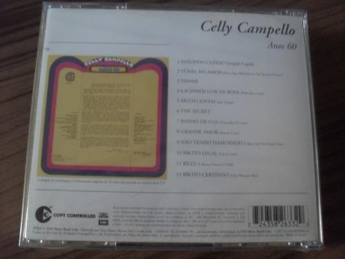 cd celly campello anos 60 produto lacrado