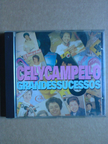 cd celly campello grandes sucessos