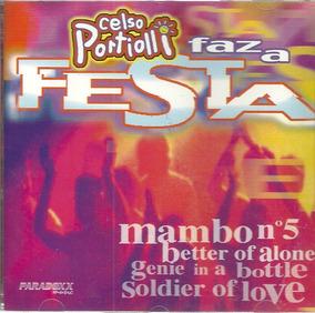 PORTIOLLI BAIXAR FAZ CELSO CD FESTA