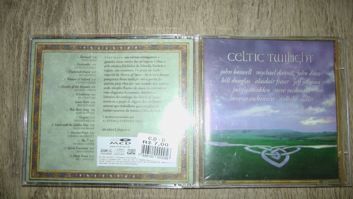 Celtic Song Of Farewell