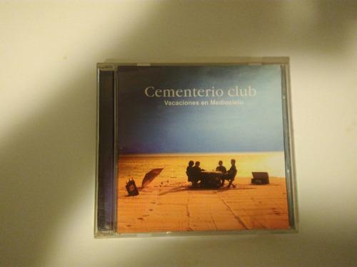 cd cementerio club - vacaciones en mediocielo