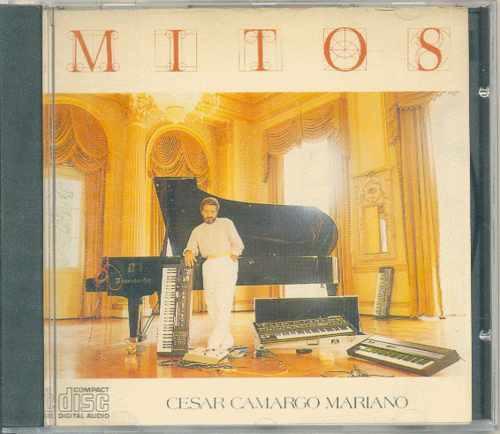 cd cesar camargo mariano - mitos - 1988