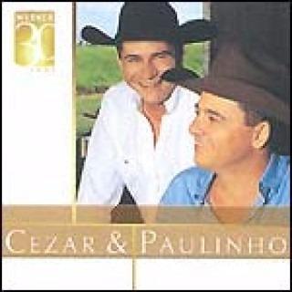 cd cezar & paulinho -warner 30 anos