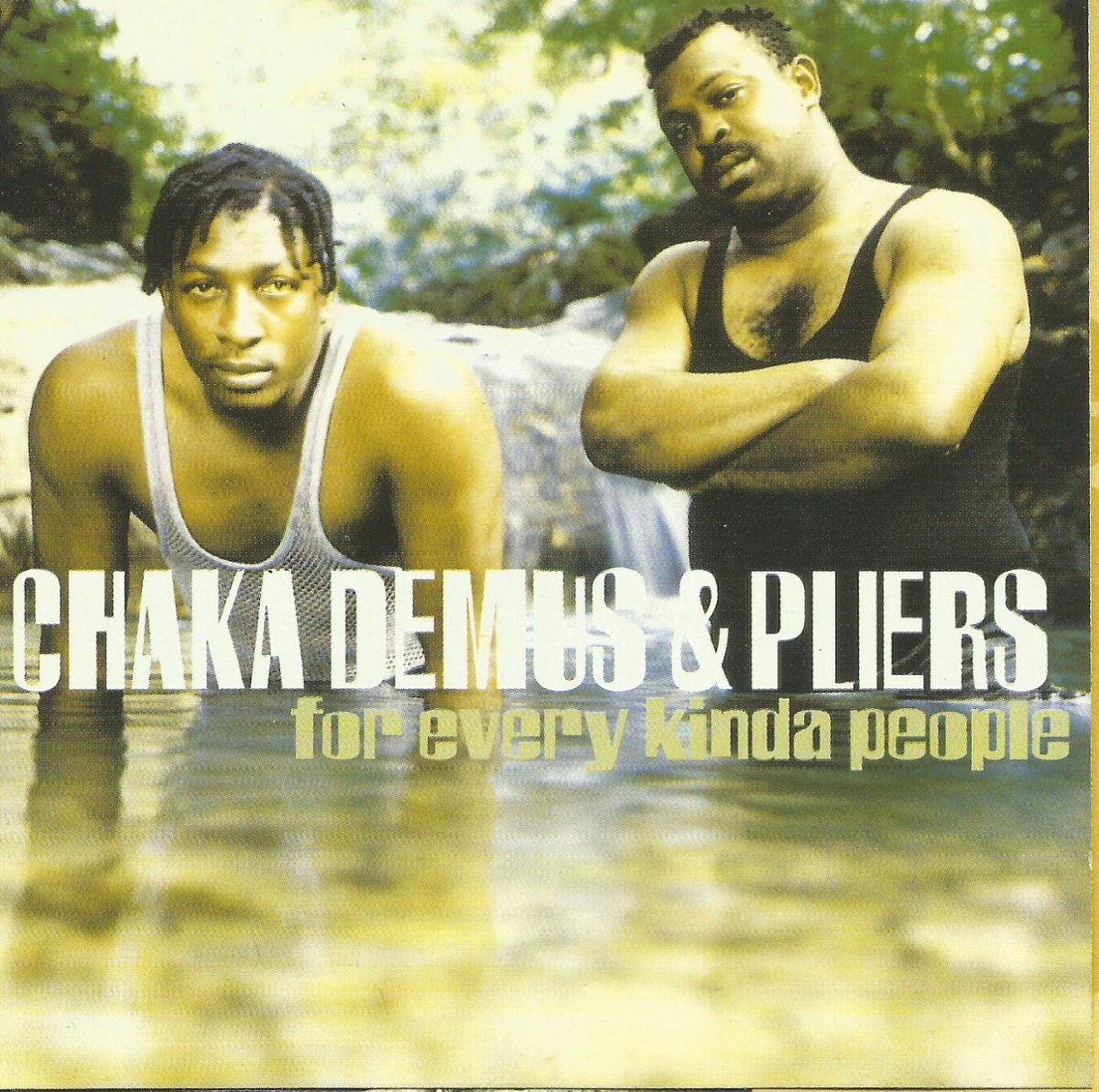 cd chaka demus pliers for every kinda people lacrado r 20