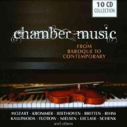 cd - chamber music - from baroque to contemporary