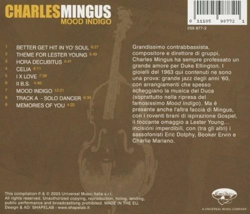 cd charles mingus - priceless jazz - importado canada