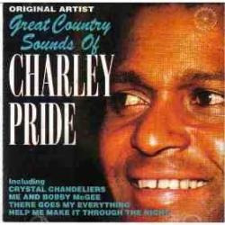 cd charley pride - great country sounds of