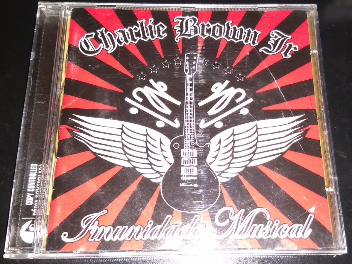 cd completo charlie brown jr imunidade musical
