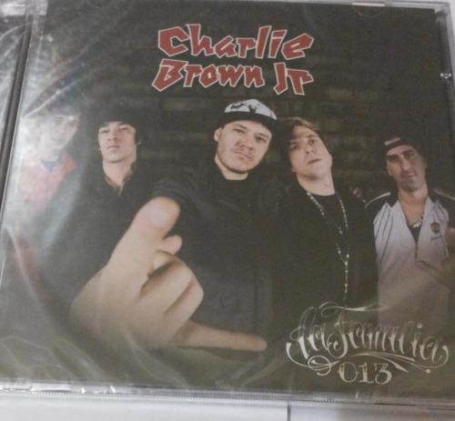 cd charlie brown jr la familia