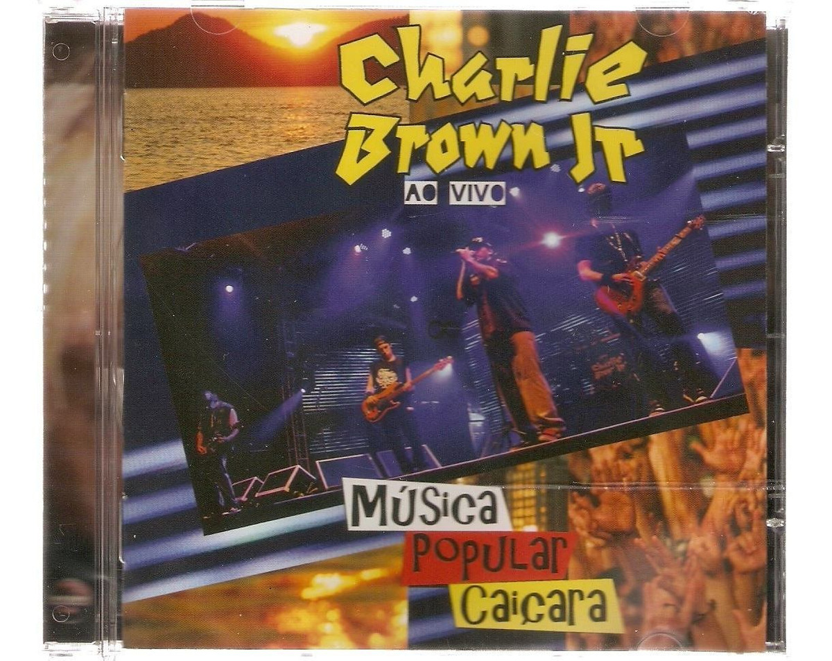 BAIXAR ALBUM BROWN CHARLIE POPULAR MUSICA CAIARA JR