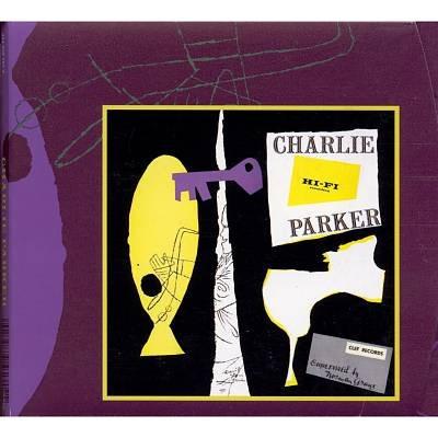 cd charlie parker verve