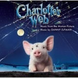 cd charlotte's web: music from the motion picture soundtrack