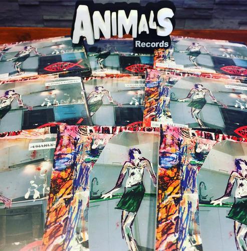 cd charly garcia random nuevo lanzamiento ya en stock
