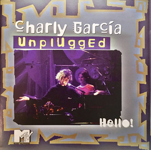 cd charly garcia unplugged mtv