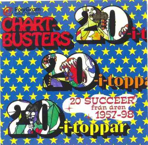 cd chartbusters - coletânea importado usa