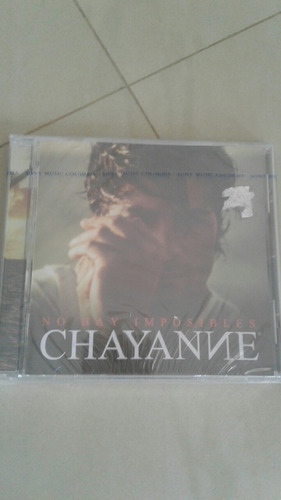 cd chayanne no hay imposibles
