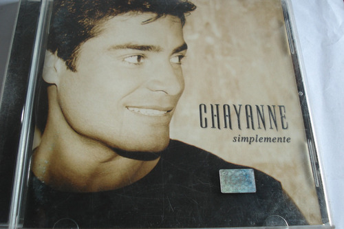 cd chayanne simplemente