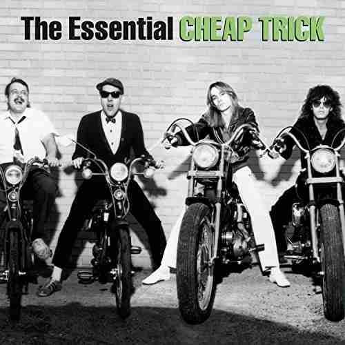 cd : cheap trick - essential cheap trick (remastered)