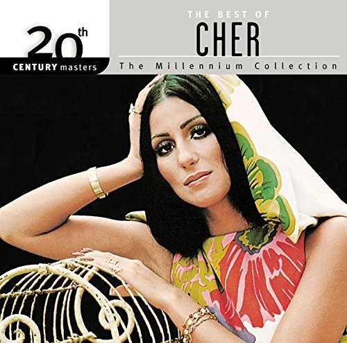 cd : cher - 20th century masters
