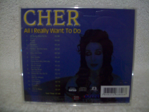 cd cher- all i really want to do