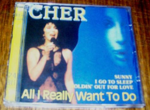 cd - cher - all i really wanto to do
