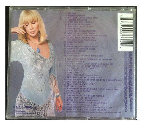 cd - cher - the very best of - (2cds) - 2003 - original
