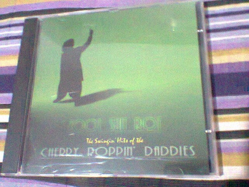 cd cherry poppin daddies  @  (importado )    frete grátis