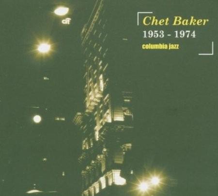 cd chet baker 1953 - 1974  columbia jazz