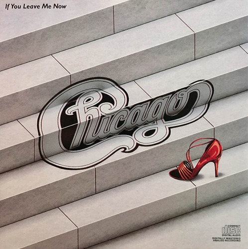 cd chicago if you leave me now importado