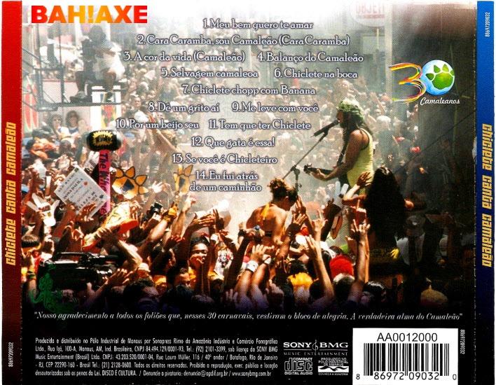 CHICLETE CARNAVAL BANANA BAIXAR CD 2014 COM