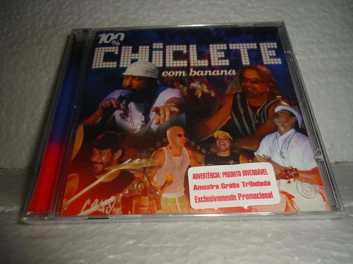 cd 100 chiclete com banana 2008
