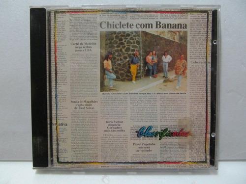 cd chiclete com banana classificados arte som