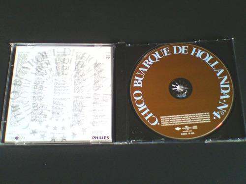 cd chico buarque de holanda - nº4