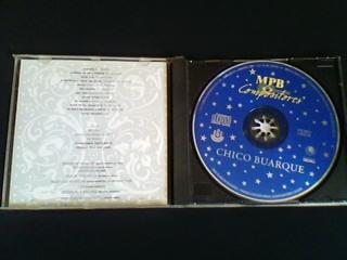 cd chico buarque - mpb compositores