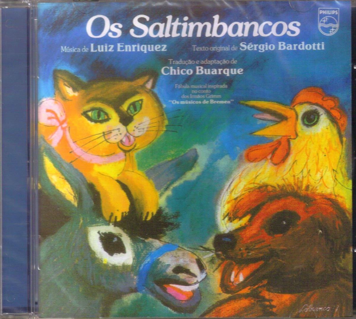 cd os saltimbancos chico buarque