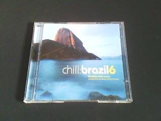 cd chill : brazil6  (duplo)