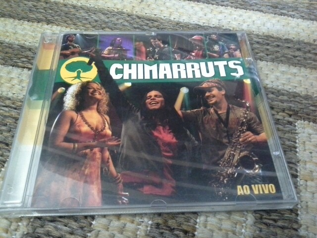 Cd Chimarruts - Ao Vivo - R  30 915514e3a71