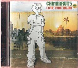 cd chimarruts - livre para viajar (usado/otimo)