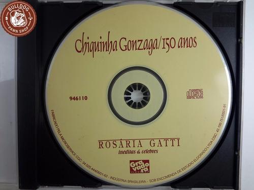 cd chiquinha gonzaga 150 anos - ganha caixa - b7