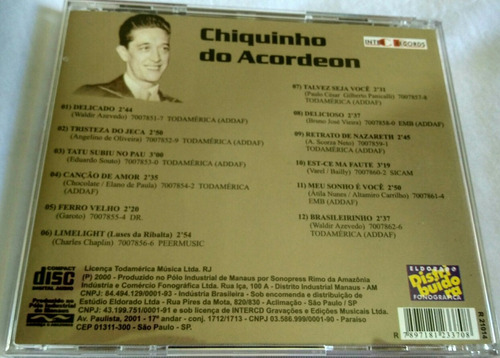 cd chiquinho do acordeon